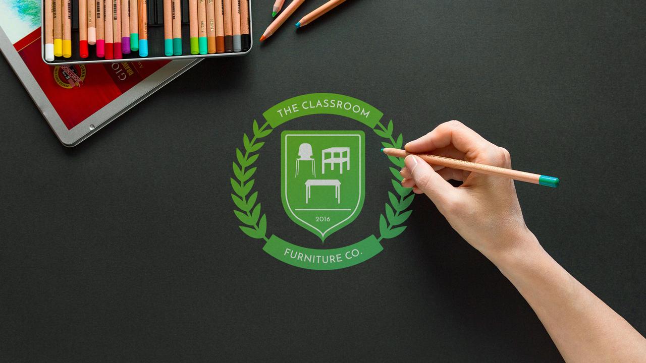The Classroom Furniture Co. - Graphic Design Norwich