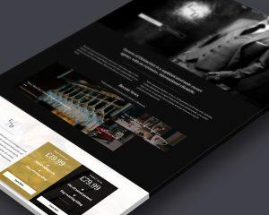Escorts of Distinction - Web Designer Milton Keynes