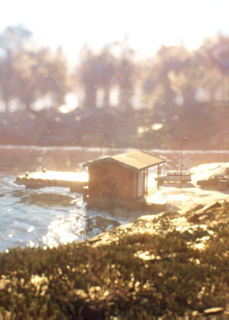 In game photo mode - Norway Generation Zero